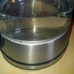 befüllter Wasserkocher